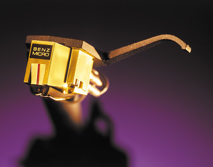 Benz Micro Switzerland - MC Gold Tonabnehmersystem
