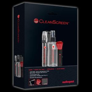 AudioQuest - CleanScreen Kit