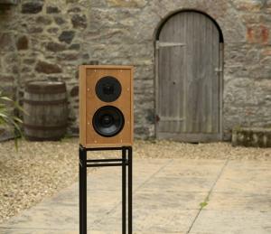 Graham Audio - Chartwell LS3/5 Kirsche