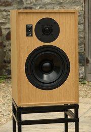 Graham Audio - LS 6 Ebony
