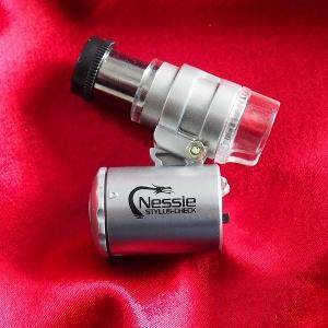 Nessie - Stylus Ceck Lupe 60 fach