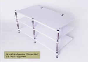NEO Highend Audio Rack System - Light Double Tripod