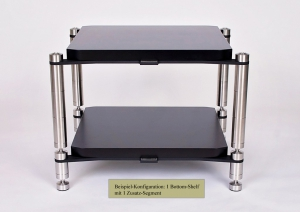 NEO Highend Quattron Reference Matte - Stainless Steel