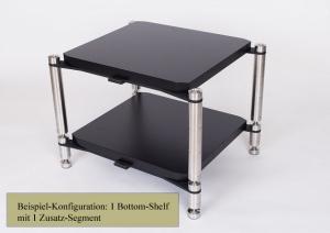 NEO Highend Quattron Reference Matte - Black Diamond