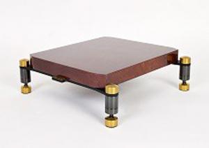 NEO Highend Power Amp Stand 550 - Quattron Reference Black Diamond