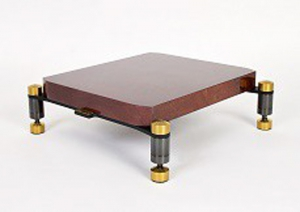 NEO Highend Power Amp Stand 700 - Quattron Reference - Black Diamond